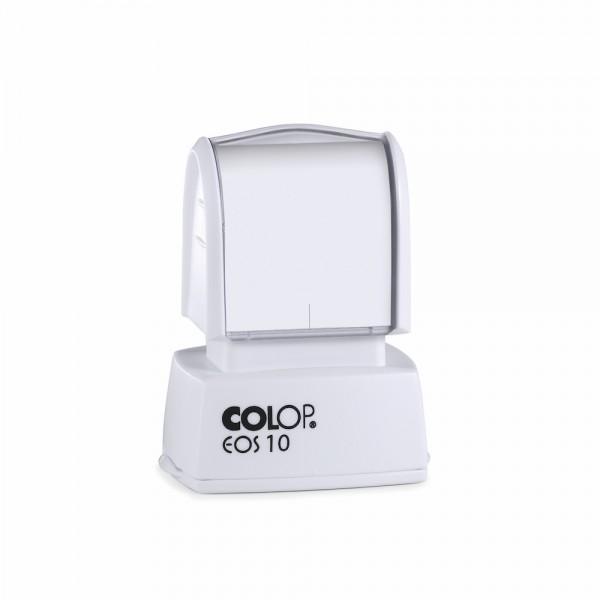 NEU! Colop EOS 10 (27x12 mm - 3 Zeilen)
